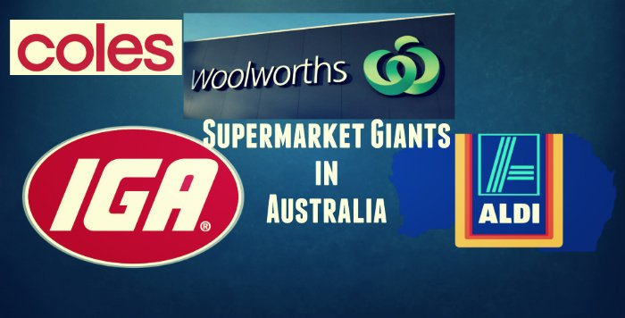 Supermarket Giants